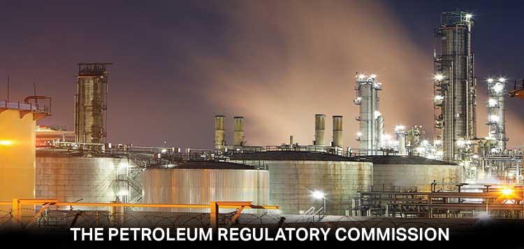 The Petroleum Regulatory Commission