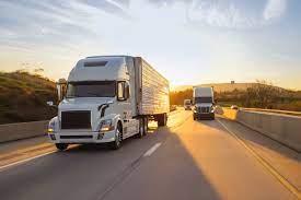 logistics trucks 1
